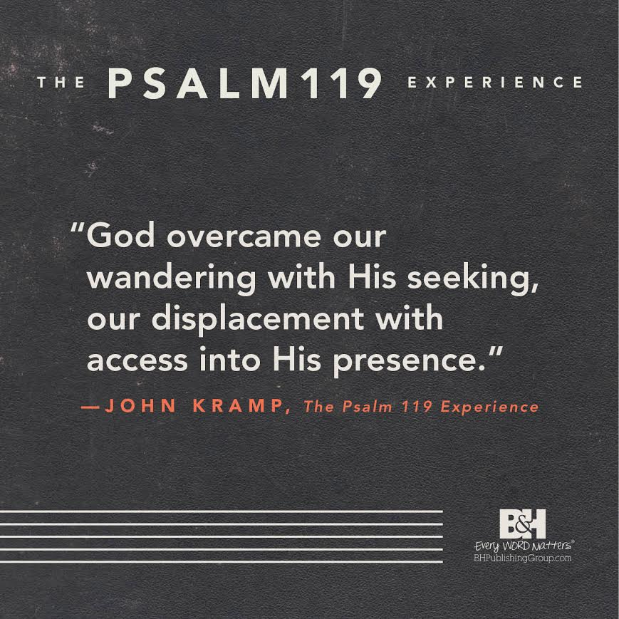 06 – Psalm 119 Experience Podcast: Never Take The Word